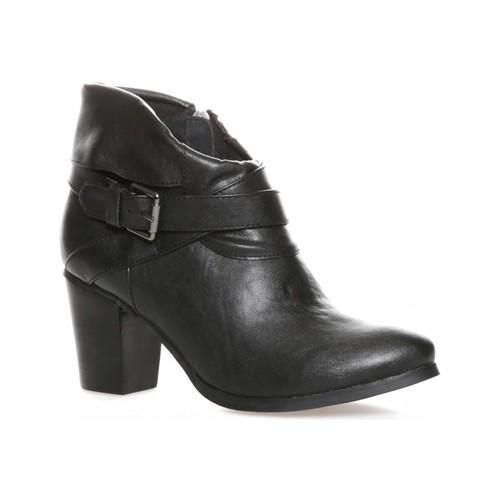 Zapatos Mujer Botines Les Petites Bombes bottines Aurella Noire Negro