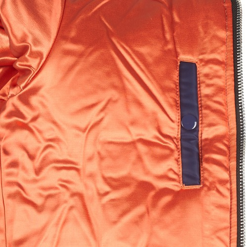 Mujer Schott Textil Bomber By Cazadoras Marino Rj45Ac3Lq