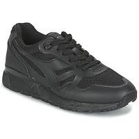 Zapatos Hombre Zapatillas bajas Diadora N9000 MM II Negro