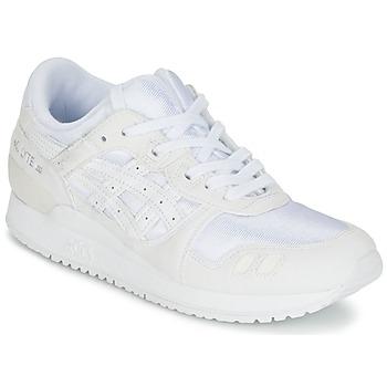 Zapatos Niños Zapatillas bajas Asics GEL-LYTE III GS Blanco