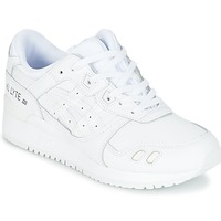 Zapatos Zapatillas bajas Asics GEL-LYTE III Blanco