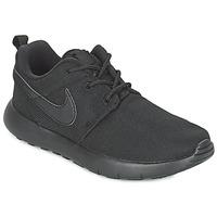 Zapatos Niño Zapatillas bajas Nike ROSHE ONE CADET Negro