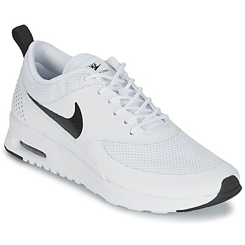 Zapatos Mujer Zapatillas bajas Nike AIR MAX THEA W Blanco / Negro