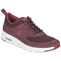 Zapatos Mujer Zapatillas bajas Nike AIR MAX THEA TEXTILE W Burdeo