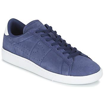 Zapatos Hombre Zapatillas bajas Nike TENNIS CLASSIC CS SUEDE Azul