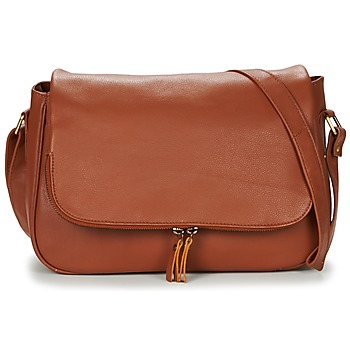 Bolsos Mujer Bandolera Betty London EZIGALE Cognac