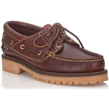 Zapatos Hombre Zapatos náuticos Snipe NAUTICO CUERO