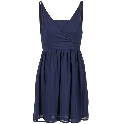 textil Mujer vestidos cortos Betty London ESQUIVI Marino