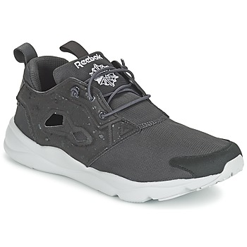 Zapatos Hombre Zapatillas bajas Reebok Classic FURYLITE SP Gris / Blanco