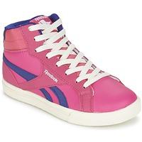 Zapatos Niña Zapatillas altas Reebok Classic REEBOK ROYAL COMP 2 Rosa