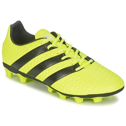 Zapatos Hombre Fútbol adidas Performance ACE 16.4 FXG Amarillo