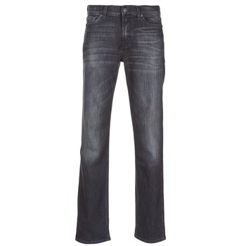 textil Hombre Vaqueros rectos 7 for all Mankind SLIMMY LUXE PERFORMANCE Gris