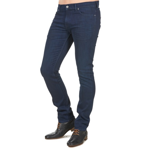 Textil Ronnie All Slim Mankind Azul Vaqueros For Hombre Winter Intense 7 6fgyb7