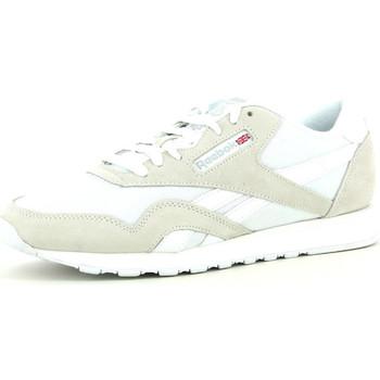 Zapatos Zapatillas bajas Reebok Sport Classic Nylon Blanc