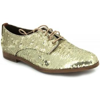 Zapatos Mujer Derbie Elvio Zanon B-0601-X oro