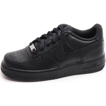 Zapatos Mujer Zapatillas bajas Nike Air Force 1 Noir