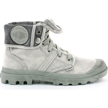 Zapatos Botas de caña baja Palladium BAGGY TOILE Gris