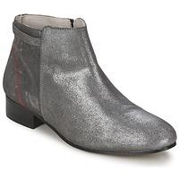 Zapatos Mujer Botas de caña baja Alba Moda FLONI Plata