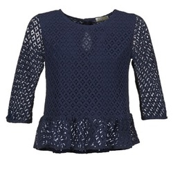 textil Mujer Tops / Blusas Betty London EVUNE Marino