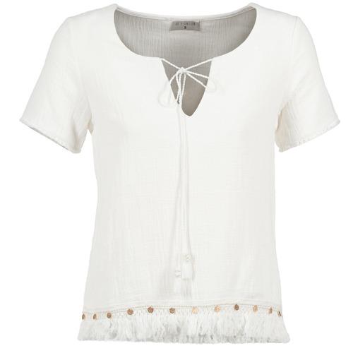 textil Mujer Tops / Blusas Betty London ECHRALE CRUDO