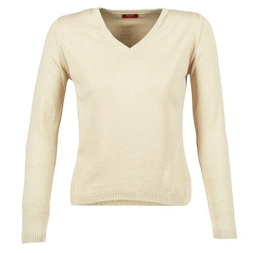 BOTD ECORTA VEY Beige - Envío gratis | ! - textil jerséis Mujer