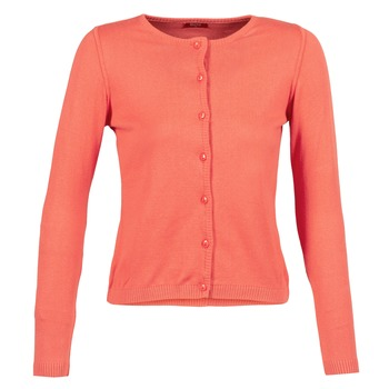 textil Mujer Chaquetas de punto BOTD EVANITOA Naranja