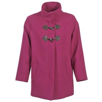 textil Mujer Abrigos Benetton DILO Rosa