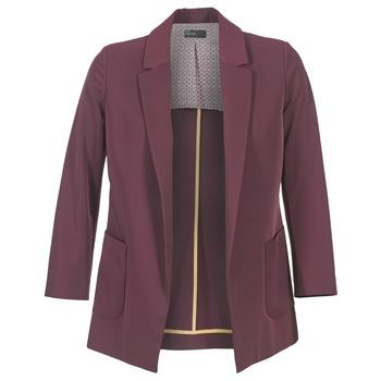 textil Mujer Chaquetas / Americana Benetton GULO Morado