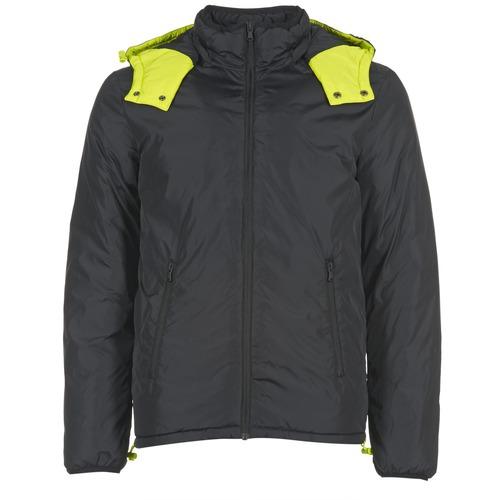 Benetton CUFU Negro - Envío gratis | ! - textil plumas Hombre