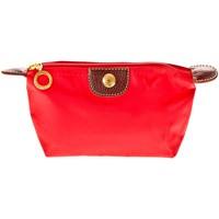Bolsos Mujer Bolso pequeño / Cartera Very Bag Street Pochette couleur unie W-25 Rouge Rojo