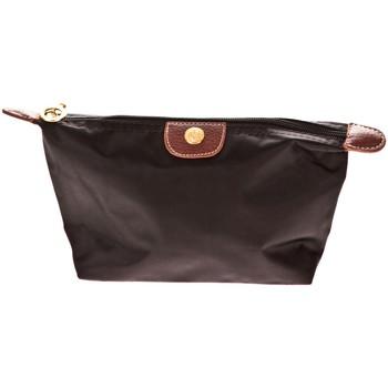 Bolsos Mujer Bolso pequeño / Cartera Very Bag Street Pochette couleur unie W-26 Noire Negro