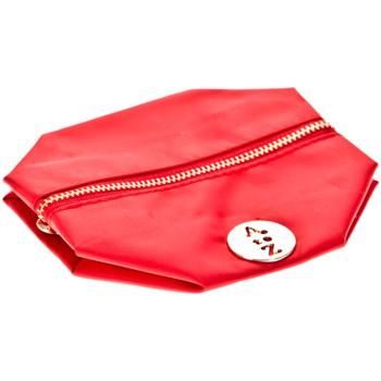 Bolsos Mujer Bolso pequeño / Cartera Very Bag Street Pochette besace bouton doré Rouge Rojo