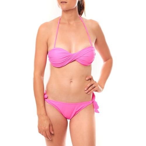 textil Mujer Bikini Playa Del Sol Maillot de bain B9809 Rose Rosa