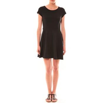 textil Mujer Vestidos cortos La Vitrine De La Mode Robe LC-0421 By La Vitrine Noire Negro