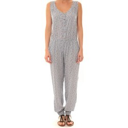 textil Mujer Monos / Petos Dress Code Combinaison Z073  Bleue Azul