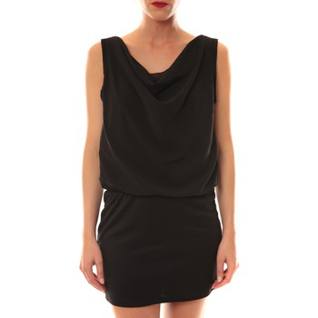 textil Mujer Vestidos cortos La Vitrine De La Mode Robe 157 By La Vitrine Noire Negro