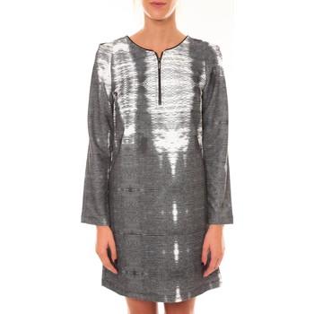 textil Mujer Vestidos cortos Custo Barcelona Robe Charly Grise Gris