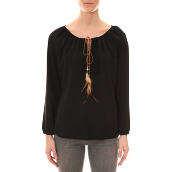 textil Mujer Túnicas Dress Code Tunique ZINKA Noir Negro
