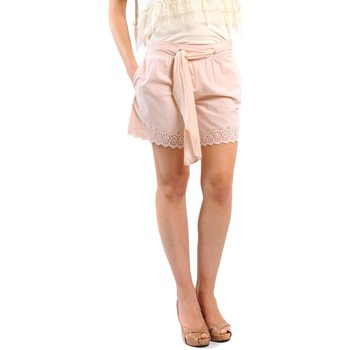 textil Mujer Shorts / Bermudas Gat Rimon SHORT OSCAR PIVOINE Rosa