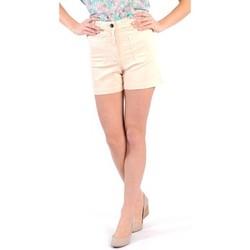 textil Mujer Shorts / Bermudas Gat Rimon SHORT BIRKIN PIVOINE Rosa