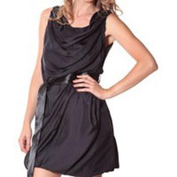 textil Mujer Vestidos cortos Rich & Royal Rich&Royal Robe DITA Noire 13q680/890 Negro