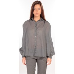 textil Mujer Camisas Charlie Joe Chemise Judith Azul
