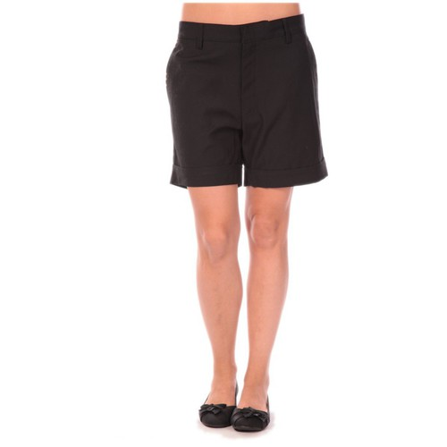 textil Mujer Shorts / Bermudas Charlie Joe Short Greg Negro