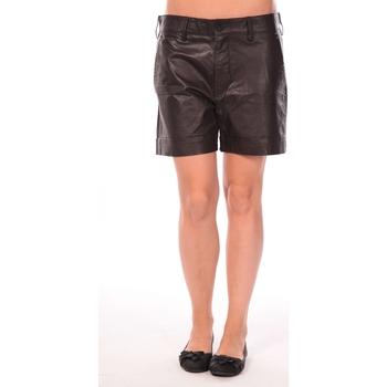 textil Mujer Shorts / Bermudas Charlie Joe Short Lake Negro