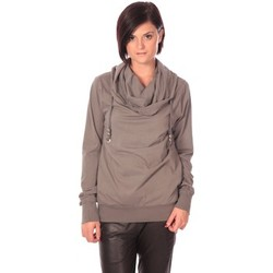 textil Mujer Jerséis Rich & Royal Rich&Royal Sweat Look Taupe Marrón