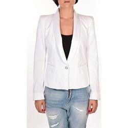 textil Mujer Chaquetas / Americana Rich & Royal Rich&Royal Blazer 11Q851  Savie Blanco