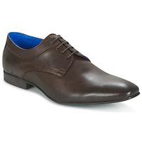 Zapatos Hombre Derbie Carlington MECA Marrón