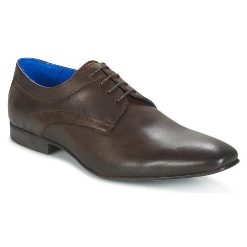 Gran descuento Carlington MECA Marrón - Envío gratis Nueva promoción - Zapatos Derbie Hombre  Marrón