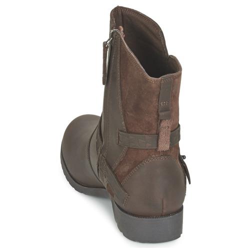 Zapatos promocionales Teva DELAVINA LOW Marrón  Descuento de la marca