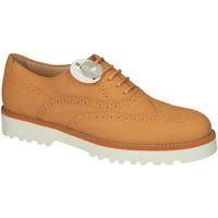 Zapatos Mujer Derbie Hogan HXW2590R3207UTG618 Arancione chiaro